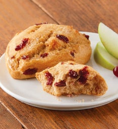 Cranberry Apple Scone