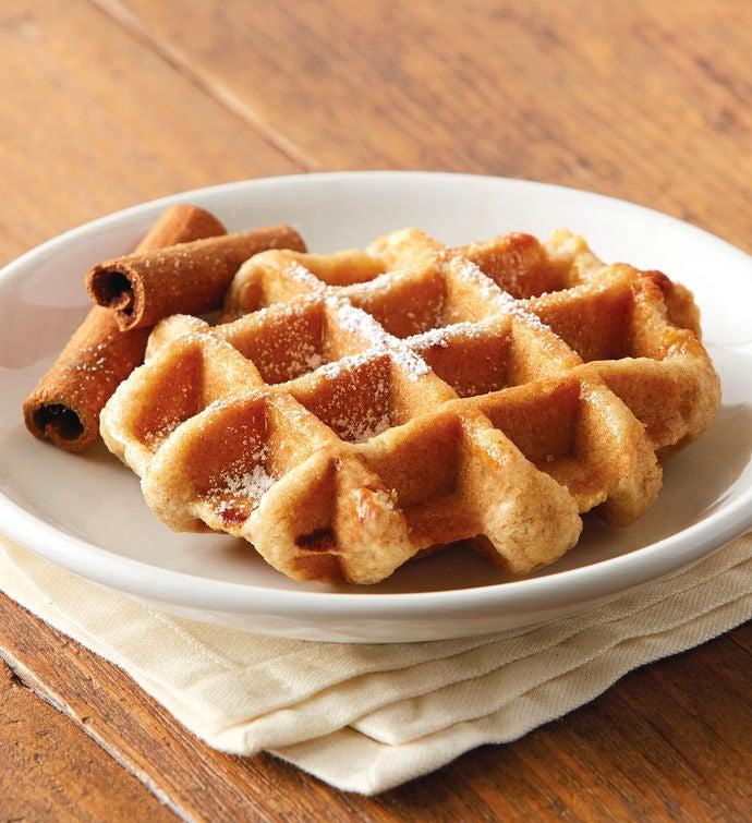 Cinnamon Belgian Waffle