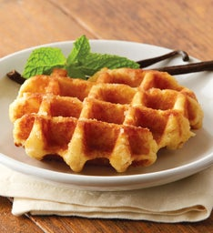 Vanilla Belgian Waffle, 2-Pack