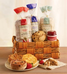 Gourmet Breads Gift Basket