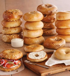 Davidovich Bakery Bagel Assortment