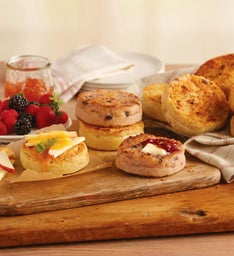 Create-Your-Own Signature English Muffins - Twelve Packages