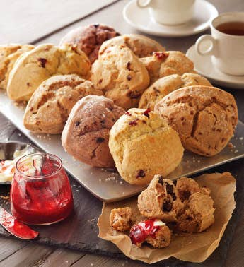 Tearoom Scones Sampler