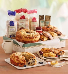 Grand Berry Breakfast Box