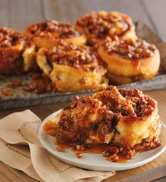 Nutty Sticky Buns