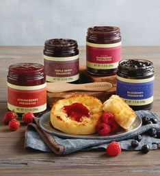 Fruit Preserve Sampler