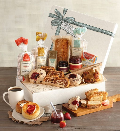 Sympathy Bakery Box Deluxe